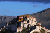 Potala Palace in Lhasa Tibet — Foto de Stock