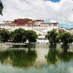 Potala Palace in Lhasa Tibet — Stock Photo #5311359