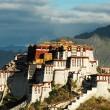 Potala Palace in Lhasa Tibet — Stock Photo #5311643