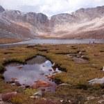 Summit Lake — Stock Photo