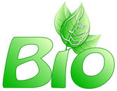 Bio Leaves — Stock Vector