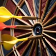 Darts 2 - Stock fotografie