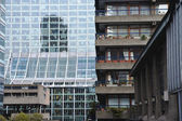 Buildings in Barbican, London — Stock Photo