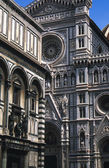 Architecture in Florence — Stock Photo