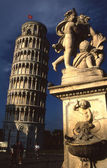 Tower in Pisa — Stock Photo