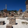 Ruins of Carthage, Tunisia — Stock Photo