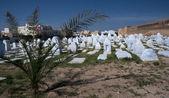 Antigo cemitério — Foto Stock