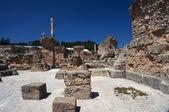Ruins of Carthage, Tunisia — Stock Photo