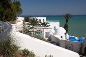 Sidi-Bou-Said, Tunisia — Stock Photo