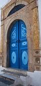 Architecture of Sidi-Bou-Said — Stock Photo