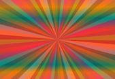 彩色的 sripes 背景 — 图库照片