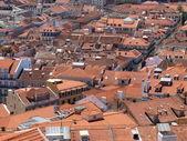 Lisbon roofs — Stock Photo
