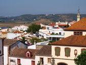 Portuguese town — Stock Photo