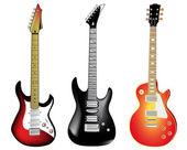 Vector- Guitar — Stock Vector