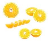 Fresh Fruit Set — Stock Photo