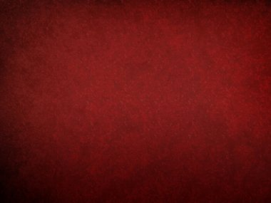 Old, grunge background texture in red