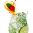 Stock Photo: Mojito mint cocktail