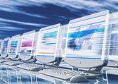 Fast Internet Concept — Stock Photo