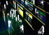 Internet presentation Concept — Stock Photo