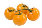 黄色西红柿 — 图库照片