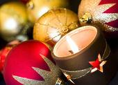 Decoração do feriado — Foto Stock