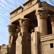 The Egyptian temple — Stock Photo