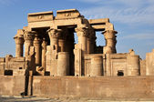 Ancient constructions in Egypt — Stock Photo