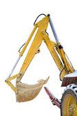 Tractor ladle — Stock Photo