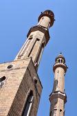Mezquita en la ciudad de asuán — Foto de Stock