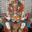 The Indonesian deity — Stock Photo