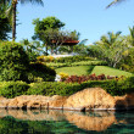 The island Bali nature — Stock Photo