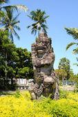 The Indonesian statue — Foto de Stock