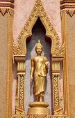佛教塑像 — 图库照片