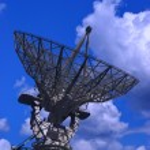 The radar — Stock Photo
