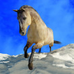Horse. — Stock Photo #4929356
