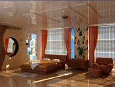 Interior of room — Stock Photo