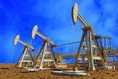 Oil Technique — Stock Photo
