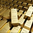 Gold bullion. — Stock Photo #4986154
