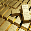 Gold bars — Foto Stock
