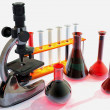 Chemical devices — Stock Photo #4986397