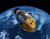 The space ship — Stock fotografie