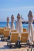 Holidays near the sea — Stock Photo