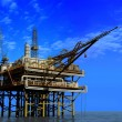Oil Rig — Stock Photo #5108991
