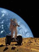 L'astronaute — Photo