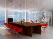 Interior of office — Stock Photo