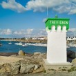 Concarneau trevignon en bretagne — Stock Photo #4479147