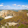 Stock Photo: Crozon lpointe de dinen bretagne