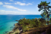 Crozon morgat en bretagne — Stock Photo