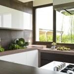 moderní kuchyně — Stock fotografie #4356322
