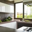 cucina moderna — Foto Stock #4356322